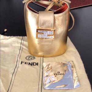 Original Fendi evening bag